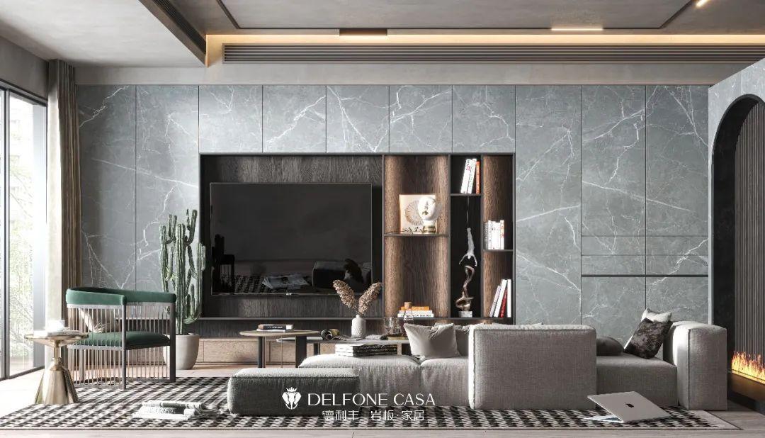 DELFONE新品 | 经典理石系列纹本天成,所见所得