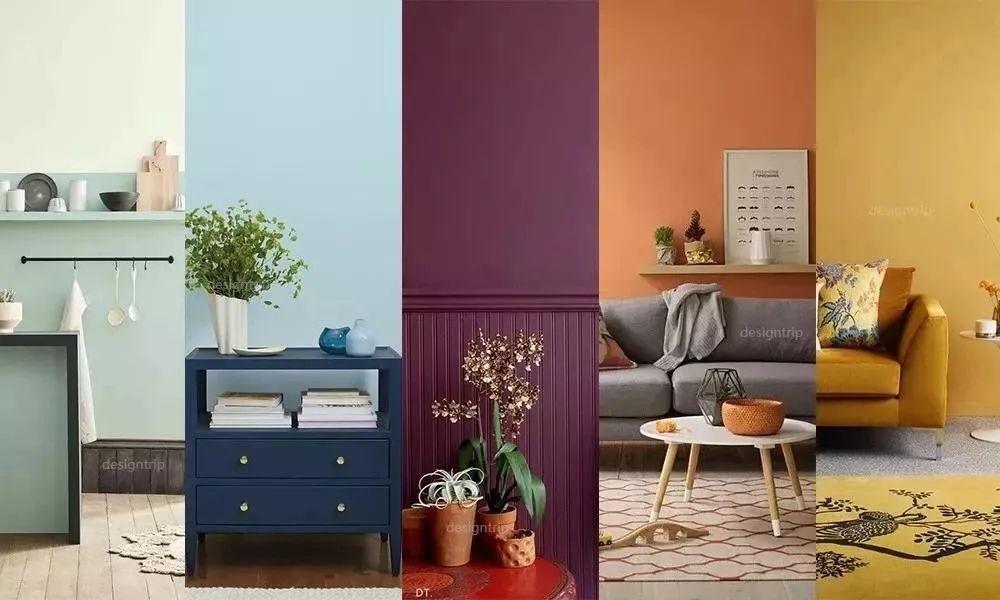 岩板遇见颜色 创意融入设计,色彩还给生活(二)