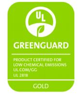 德利丰家居荣获GREENGUARD国际权威认证!绿色认证再度升级!