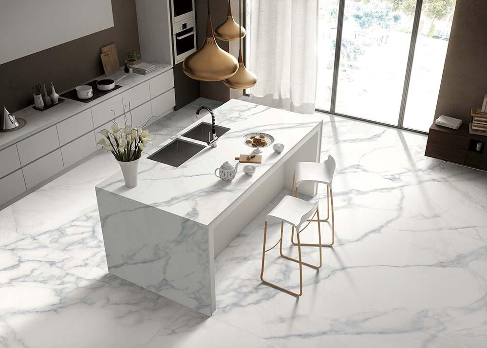 岩板,成为家居建材行业的投资热点
