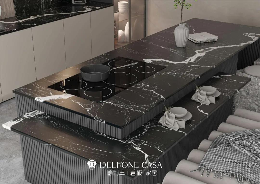 DELFONE新品   20MM阿勒山闪电黑,超然之美