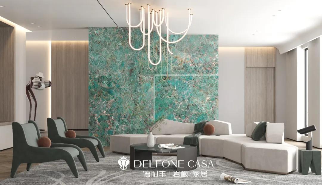 DELFONE新品|高贵典雅的哥伦比亚祖母绿,展露着无限迷思