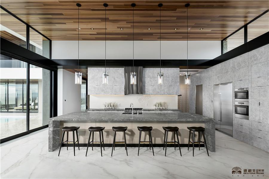 永不过时的黑白灰,演绎经典的家居设计